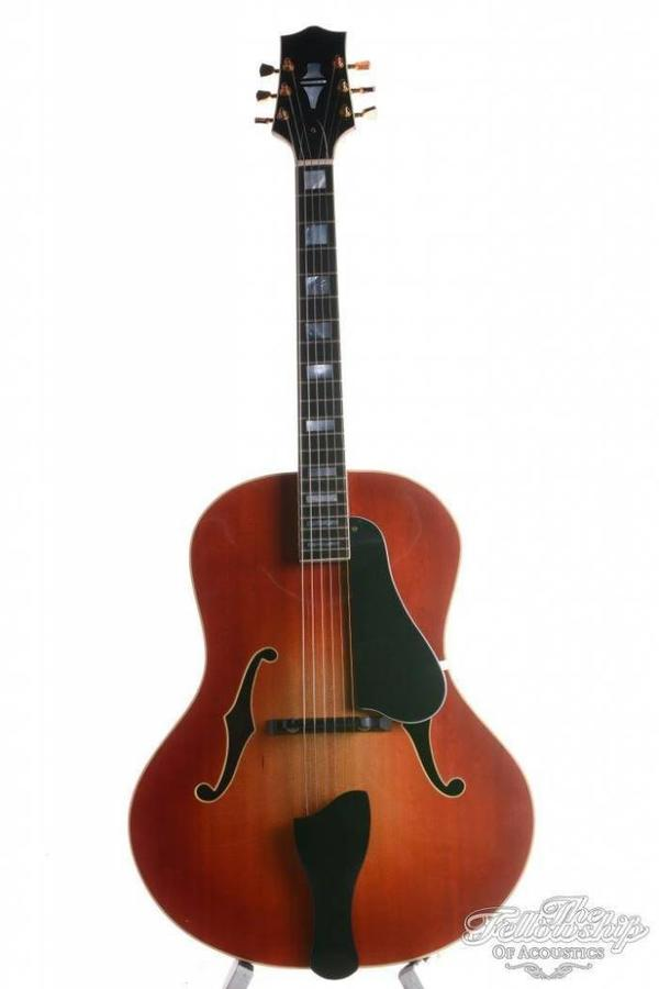 Thomas Garvey Archtop Classic 17 Inch 2003