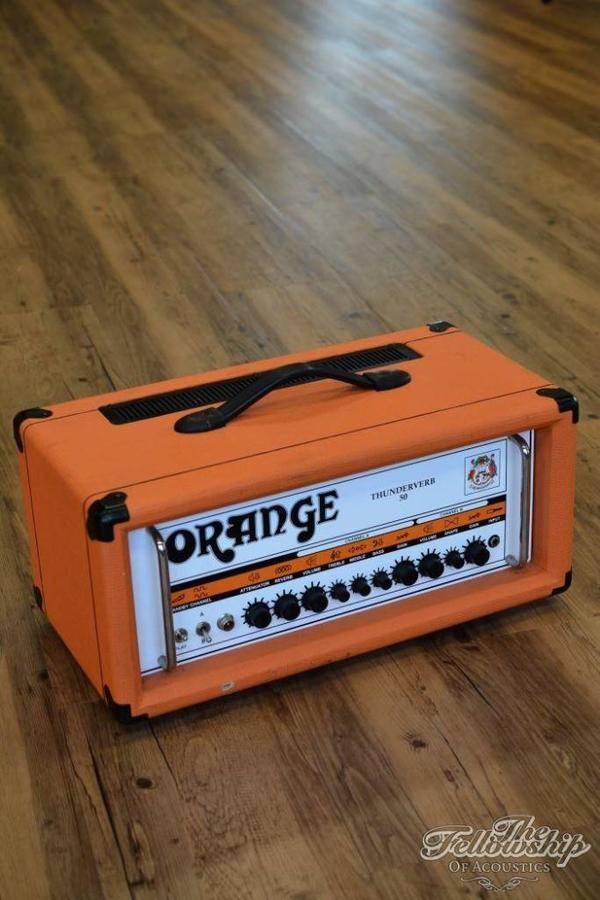 Orange Thunderverb 50 Top