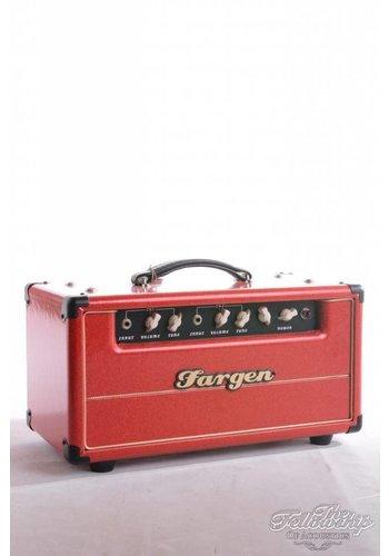 Fargen Fargen 49x54 custom red sparkle amp (2011)
