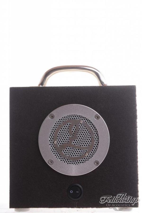 Ziggabox Mini batterij Versterker Las Calaveras