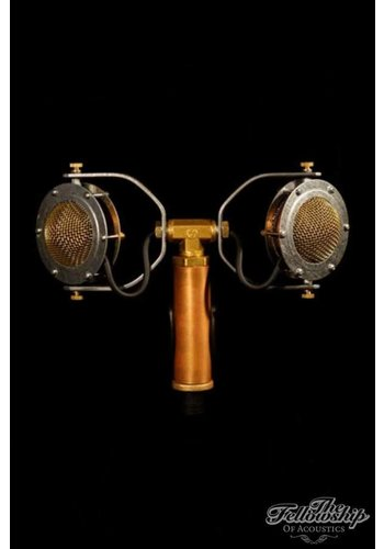 Ear Trumpet Labs Ear Trumpet Labs Evelyn stereo microphoon