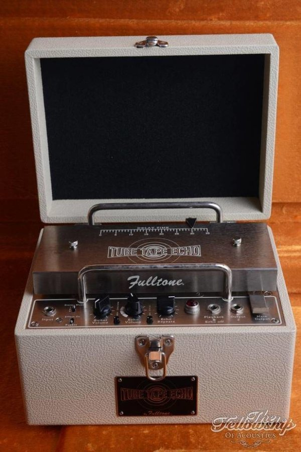 Fulltone Tube Tape Echo