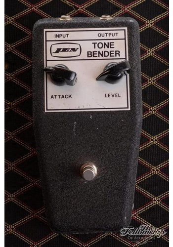 JEN JEN Tonebender Fuzz 60s