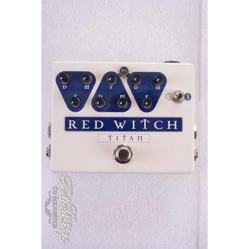 Red Witch Red Witch Titan Delay Mint