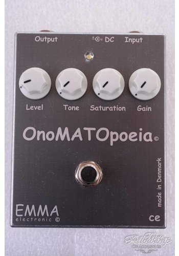 Emma Electronics Emma Electronics OnoMATOpoeia Booster Overdrive Mint
