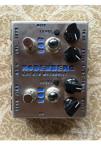 Rodenberg Rodenberg GAS-828 Dual Overdrive Pedal
