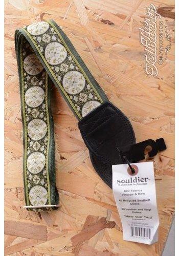 Souldier Souldier Chicago Medallion Green
