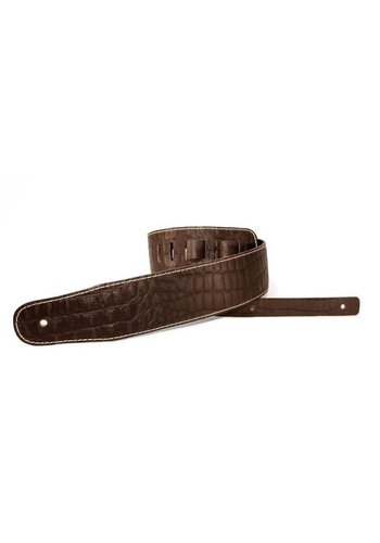 Richter Guitars straps Richter Luxury Cayman Brown (1075)