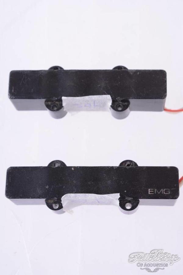 EMG LJ SJ Complete Jazz Bass Active Pickup Set