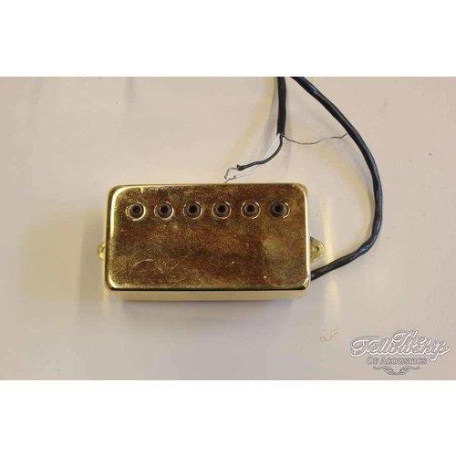 Dimarzio Dimarzio Humbucker Pickup Gold, 13.5K, (017)