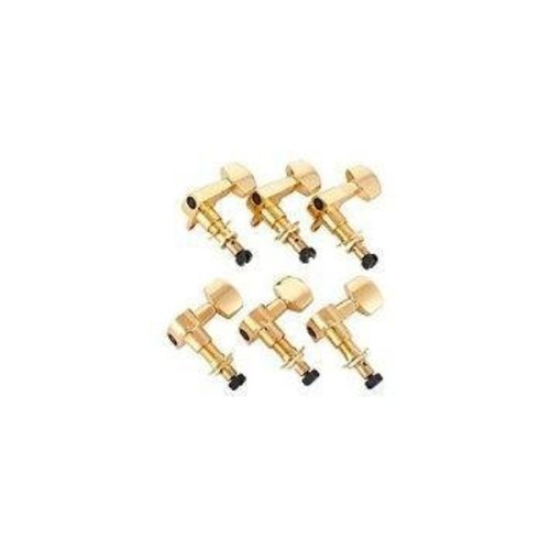 Paul Reed Smith PRS Phase II locking tuners gold (set of 6)