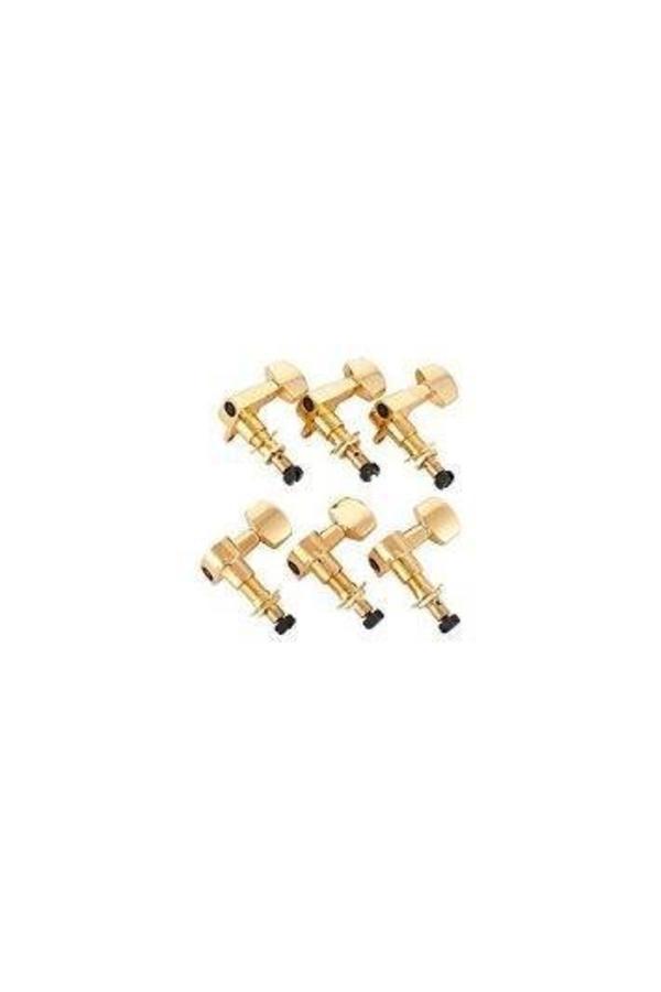 PRS Phase II locking tuners gold (set of 6)