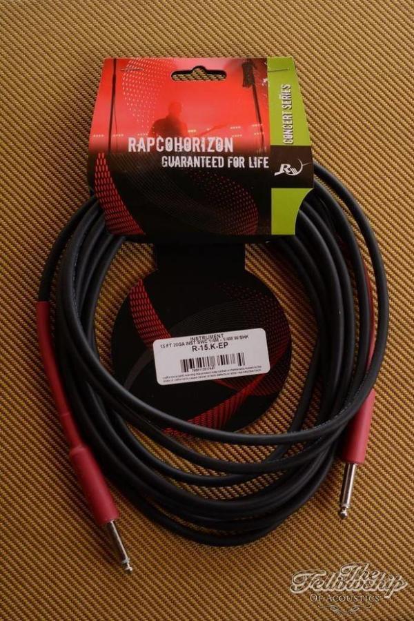 Rapco Horizon R-15K EP Hot Shrink Jack Kabel 4.5m