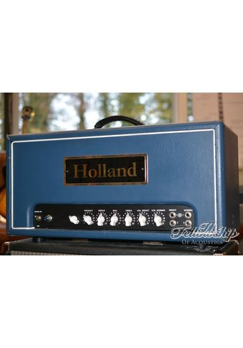 Holland Holland Head Navy Blue