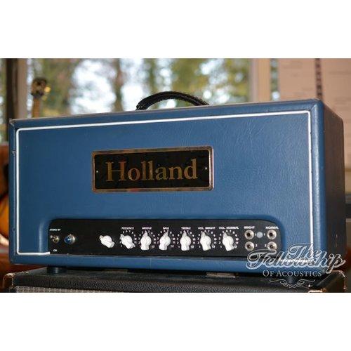 Holland Holland Head Navy Blue