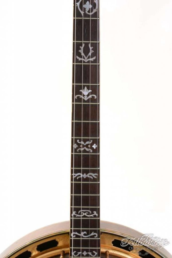 1925 Gibson TB-5 Deluxe Mastertone Tenor banjo, EC