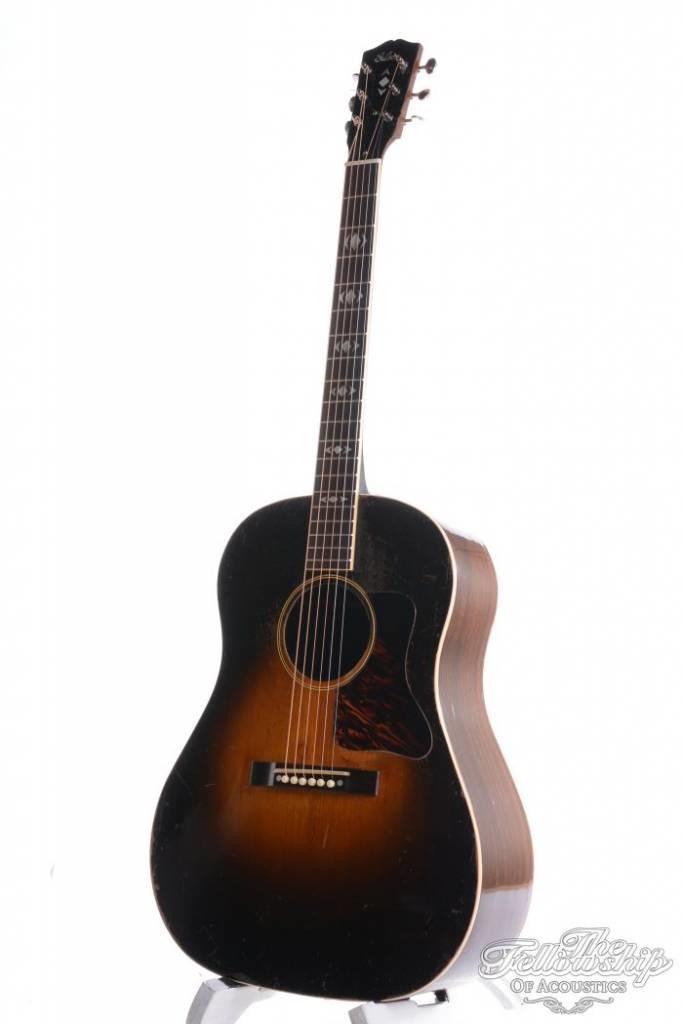 Gibson Advanced Jumbo AJ sunburst (1936) Vintage and very rare