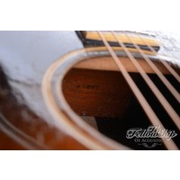 Gibson Advanced Jumbo AJ sunburst (1936) Vintage and very rare
