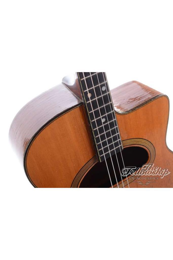 Selmer Eddie Freeman Special Tenor Gypsy guitar 1935
