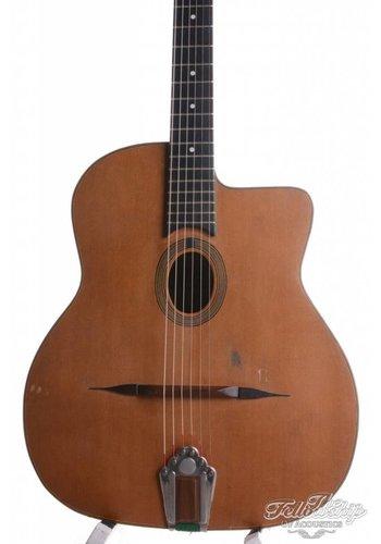Rino van Hooijdonk Rino van Hooijkdonk Favino style gypsy guitar 2015 aged