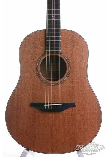 McIlroy McIlroy ASD19 All Mahogany Small Body Dreadnought