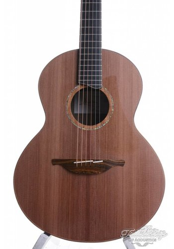 Lowden Lowden S-50 Walnut Sinker Redwood