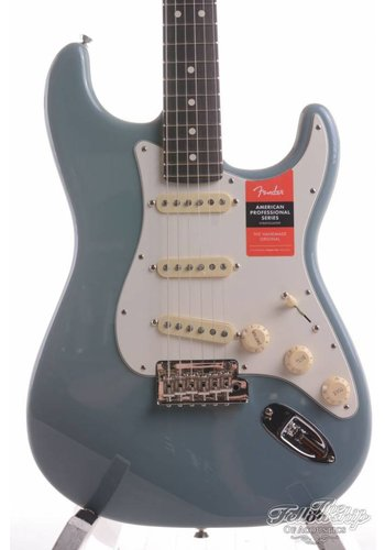 Fender Fender American Professional Stratocaster Sonic Gray RW