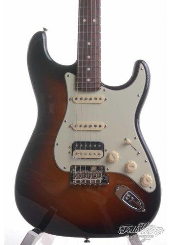 Fender Fender American Professional Stratocaster 3-tone Sunburst HSS Shaw RW