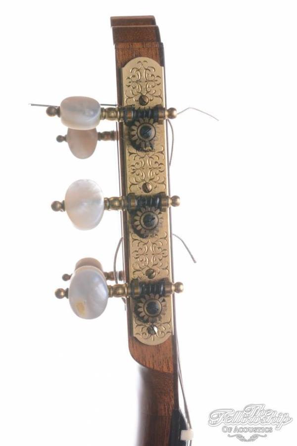 Robert Ruck Concert gitaar BRW 1980