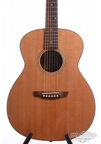 Goodall James Goodall AKGC Aloha Grand Concert Acoustic Guitar, Koa, EC