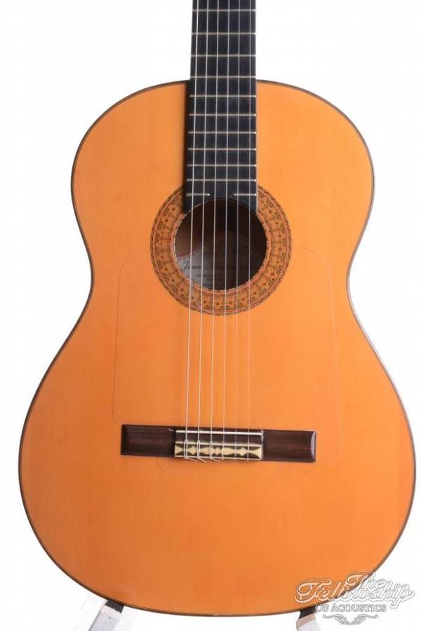 Juan Montero Aguilera Flamenco Blanca 2000