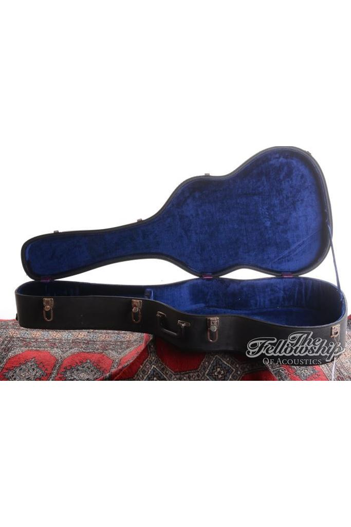 Martin Vintage Dreadnought Case Blue Lining 1950s 1960s