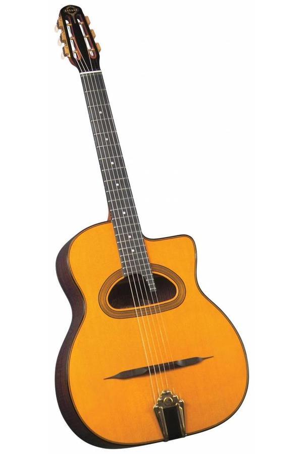 Gitane D-500 D-Hole Gypsy Guitar
