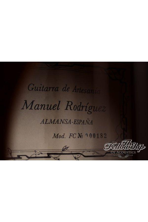 Manuel Rodriguez FC (2010) PU, Case, EC+