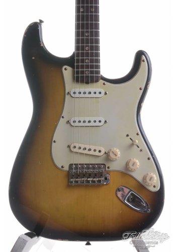 Fender Fender Stratocaster 3-tone Sunburst 1966