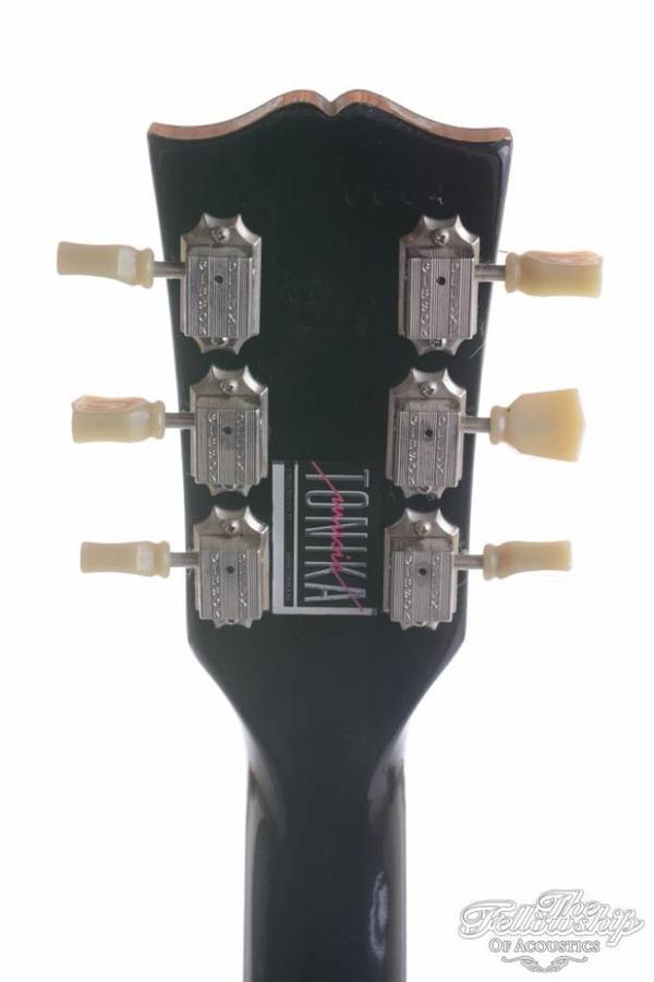 Gibson Les Paul Classic Antique J.W. Morgan 2007