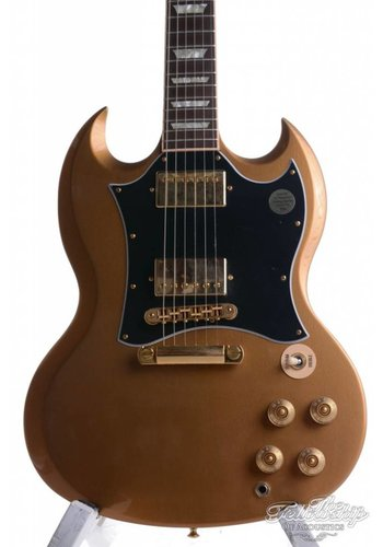 Gibson Gibson SG Standard Limited Bullion Gold 2012