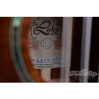 Leho LHU8-ASAK Solid Koa