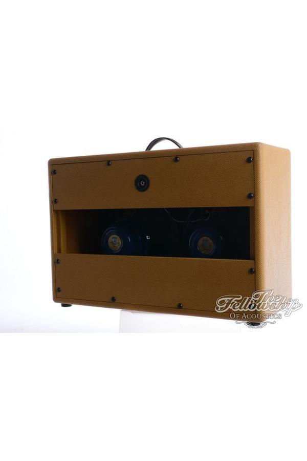 Swart 2x12 Super 30 Cabinet - Blue Alnico