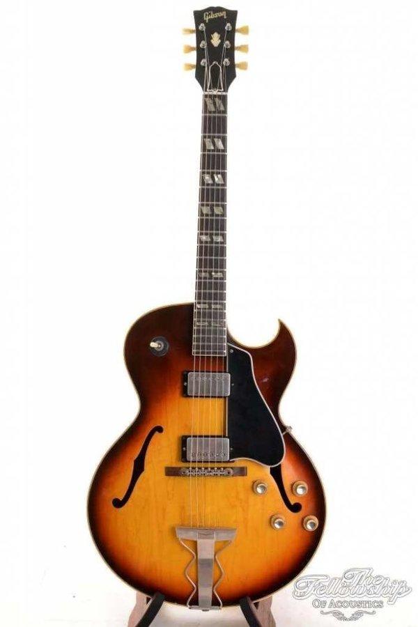 Gibson ES-175 sunburst 1964