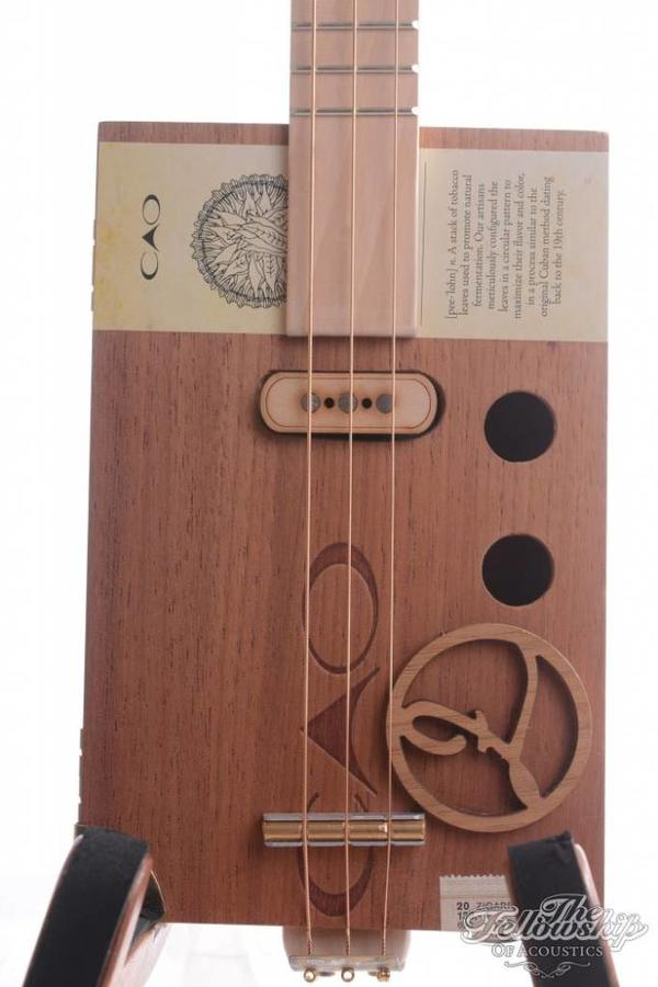 Ziggabox Cigar Box 49 CAO