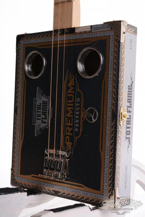 Ziggabox Cigar Box Premium