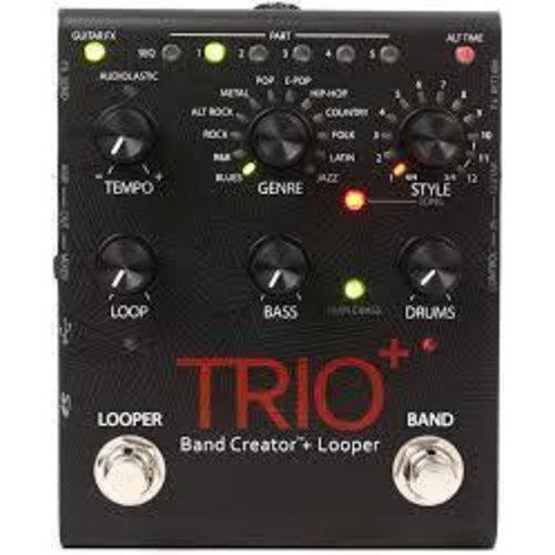 Digitech DigiTech TRIO+ Band Creator™ + Looper Featuring Robbie Connolly
