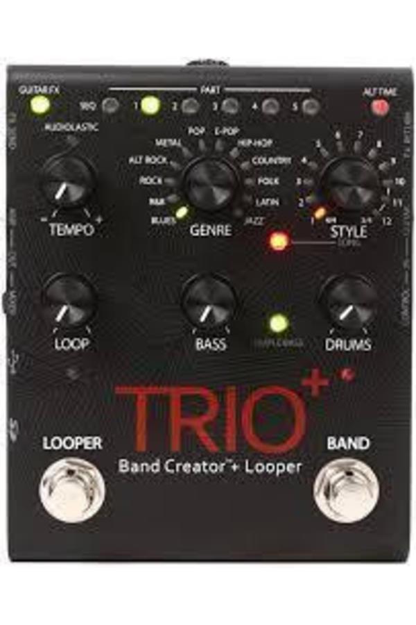 DigiTech TRIO+ Band Creator™ + Looper Featuring Robbie Connolly
