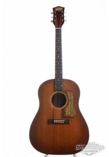 National National-Gibson 1155 J45 Style 1950 sunburst