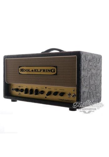 Kool Amplification Kool & Elfring Straight 8 18 Watt Deluxe Head