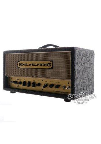 Kool&Elfring Kool & Elfring Straight 8 18 Watt Deluxe Head