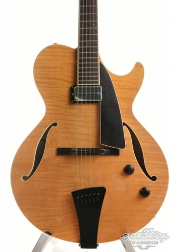 Collings Collings Eastside LC Deluxe archtop Natural MINT