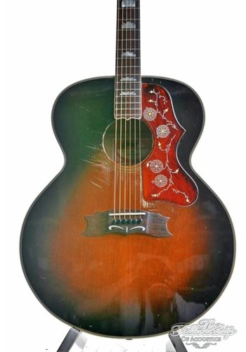 Gibson Gibson J-200 Artist sunburst 1979