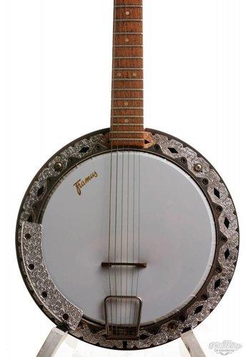 Framus Framus 6-string gitaar banjo 1974